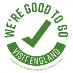 We're Good to Go Logo Visit Britain